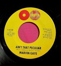 MARVIN GAYE - Ain't That Peculiar - clean 45 rpm - Tamla 54122