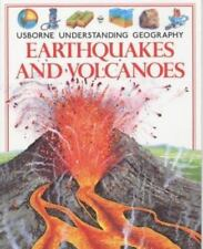 Usborne Understanding Geography: Earthquakes and Volcanoes by Fiona Watt (1994,…