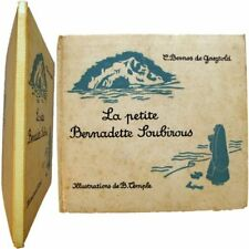 La Petite Bernadette Soubirous 1958 Carmen Bernos de Gasztold illustré Temple