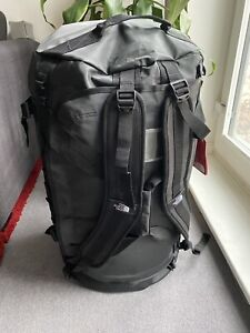 THE NORTH FACE BASE CAMP DUFFEL LARGE NEW WITH TAGS - BLACK