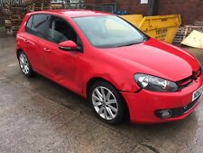 Vw Golf 2.0 GT Tdi DSG *AUTO *Full Leathers* Light Damage