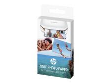 HP Zink  Fotopapier glänzende Ausführung 50 x 76 mm 290 g/m² 20 Blatt