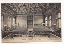 rouen  salle de la cour d'assises