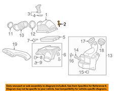 HONDA OEM Air Cleaner Intake-Cover Bolt 90091RAAA00
