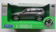WELLY VOLVO XC90 SILVER 1:34 DIE CAST METAL MODEL NEW IN BOX