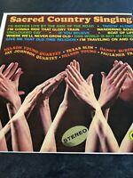 Sacred Country Singing LP Vinyl