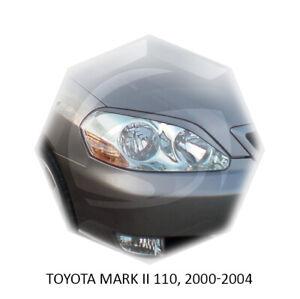 For Toyota Mark II 2000-2004 Eyebrows Eyelids Eyeline 2 pcs JZX110