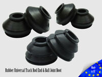 3x2 High Quality Rubber Tie Rod End Ball Joint Dust Boots Dust Cover Boot Set