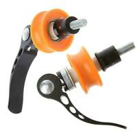 Bicycle Chain Keeper Fix Cleaning Quick Release Protector Wheel Bike Holder A7B6