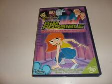 DVD  Kim Possible: Jagd auf die Superschurken