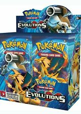 POKEMON TCG XY EVOLUTIONS BOOSTER SEALED BOX - ENGLISH -