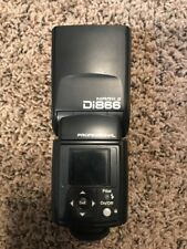 Nissin Speedlite Di866 Mark II Shoe Mount Flash for  Canon