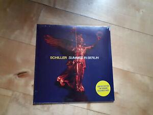 Schiller Vinyl Neu Summer in Berlin Coloured Vinyl 180 Gramm