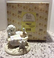 Precious Moments Figurine Behold The Lamb Of God 588164 1999