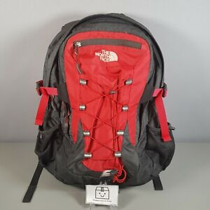 The North Face Borealis Backpack /  Rucksack for Hiking Outdoor - Used  (Red)