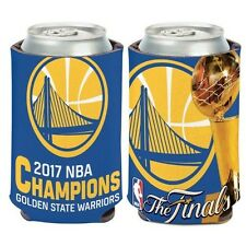 GOLDEN STATE WARRIORS 2017 NBA FINALS CHAMPIONS CAN COOZIE KOOZIE COOLER