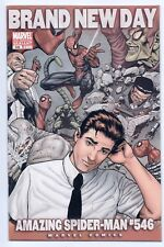 Amazing Spider-Man 546 VF/NM 9.0 2nd Print Variant