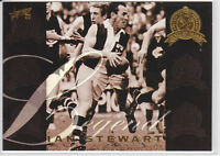 1998 AFL SELECT IAN STEWART HALL OF FAME LEGEND CARD LGD1