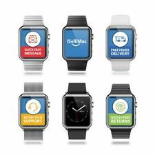 Apple Watch Series 5 Ceramic Cellular 40mm A2094 MWQ22LL/A +C Grade