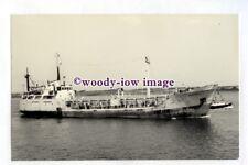 pf3183 - F T Everard Coastal Tanker - Alacrity , built 1966 - photograph