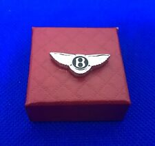 Bentley Lapel Pin Luxury Auto Car Emblem Pin Back Hat Pin (New) US SELLER