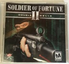 Soldier of Fortune II: Double Helix 2003 Windows 98 ME 2000 XP 2 Disc