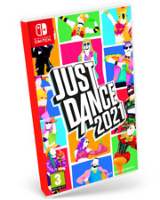 Just Dance 2021 Nintendo Switch Pal España Nuevo Precintado castellano FISICO