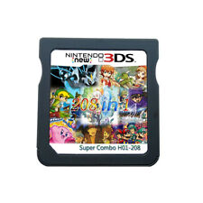208 IN 1 Games Game Cartridge Multicart For Nintendo DS 3DS 2DS NDS NDSL NDSi XL