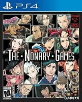 Zero Escape: The Nonary Games ( Sony Playstation 4/ PS4 ) Brand New