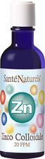 Zinco Colloidale Vero - 200 ml 20 ppm - Santé Naturels