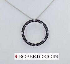 Collares y colgantes de joyería con diamantes zafiro VS1