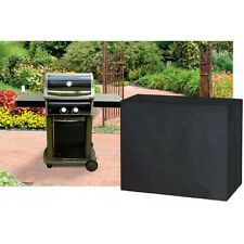 Garland Quality Classic Medium Barbecue bbq cover Black patio garden waterproof