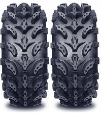 Pair 2 Interco Swamp Lite 24x8-12 ATV Tire Set 24x8x12 SwampLite 24-8-12