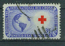Briefmarken USA 1952 Rotes Kreuz Mi.Nr.635