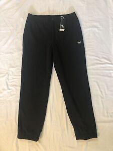 Adidas Skateboard Gender Neutral Shmoo Pants size L NEW Large Mens Womens Black