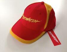 Original,Baywatch Basecap,Mütze,Hut,Sonnenhut,rot,Strandhut,Strand,Badehose,TOP!
