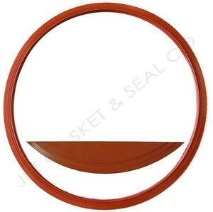 Jet Gasket Brand Autoclave Door Seal Gasket Kit for Midmark M9 053-0366-00