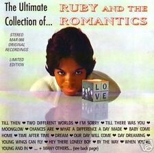 RUBY AND THE ROMANTICS - Ultimate Collection - SOUL CD