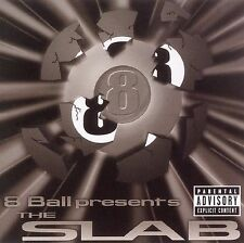 The Slab 8Ball MUSIC CD