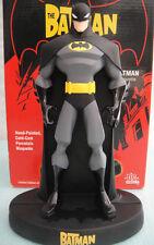 DC DIRECT BATMAN ANIMATED MAQUETTE  MIB W/COA STATUE DARK KNIGHT Figurine toy
