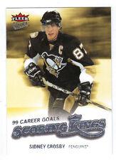 08-09 Fleer Ultra Sidney Crosby Scoring Kings Insert #SK1 Mint