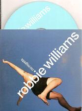 ROBBIE WILLIAMS - no regrets CD SINGLE 2TR CARDSLEEVE EU REL. 1998