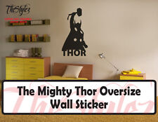 The Mighty Thor Oversize Wall Vinyl Sticker