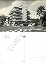 Cartolina di Albissola Marina, piazza San Benedetto - Savona