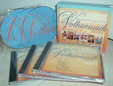 SO SCHÖN KANN NUR VOLKSMUSIK SEIN    (HEINO, DIE SCHÄFER, STEFAN MROSS ua)3 CD's