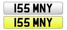 155 MNY Personal Private Number Plate (Dateless) Mandy Mini