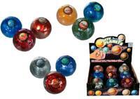 Putty Planets Knet-Schleim Planeten, sortiert, 9 Stück