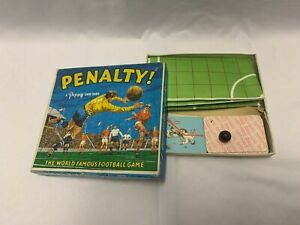 Vintage 1950's Penalty A Pepys Card Game