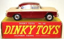 DINKY NO. 165 HUMBER HAWK - MINT BOXED