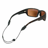 CHUMS Safety Adjustable Orbiter Black Eyewear Retaining System, Each